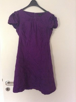 Banana Republic Heritage  Mini Dress dark violet