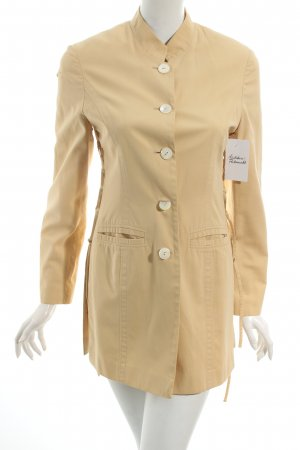 Virmani Jacke creme Retro-Look