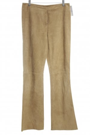 Virmani Lederhose camel Country-Look