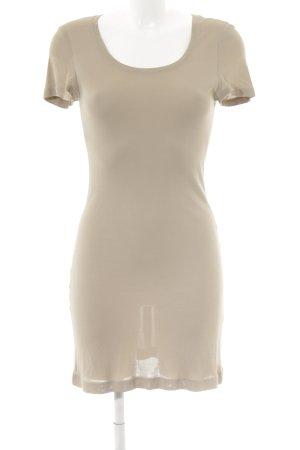 Virmani Robe t-shirt beige style décontracté