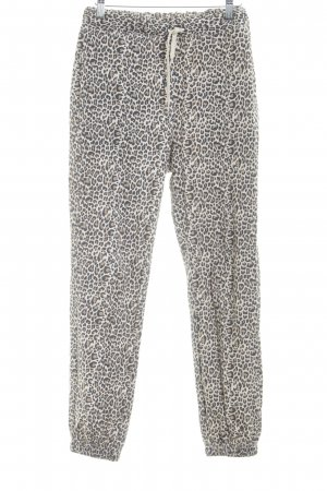 Vision Pantalon de jogging motif léopard imprimé animal