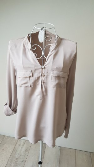 Best Connections Slip-over Blouse beige
