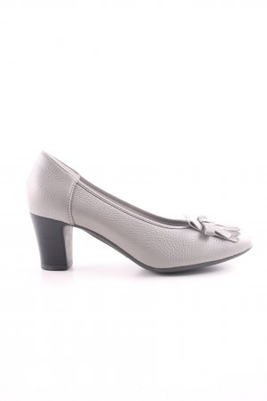 vitaform Loafers light grey casual look