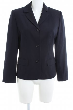 Vittoria Verani Kurz-Blazer blau Business-Look