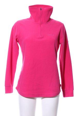 Vittorio Rossi Fleece Jumper pink casual look