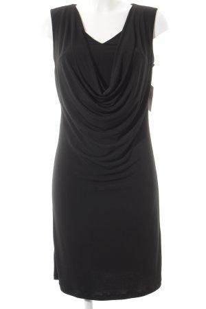 Vivance Trägerkleid schwarz Elegant