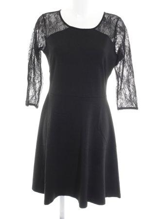 Vive Maria A-Linien Kleid schwarz Elegant