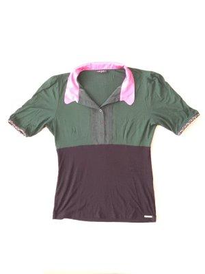 Vive Maria Camiseta tipo polo multicolor