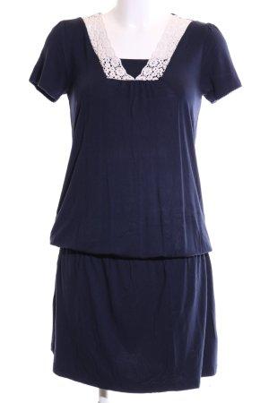 Vive Maria Jerseykleid blau Casual-Look