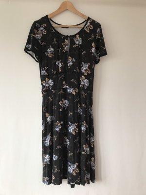 Vive Maria Kleid L Blumenmuster schwarz