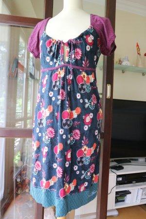 Vive Maria Empire Dress multicolored cotton