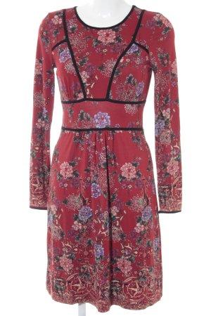 Vive Maria Langarmkleid florales Muster Country-Look