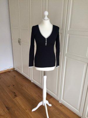 Vive Maria Longsleeve Shirt schwarz S