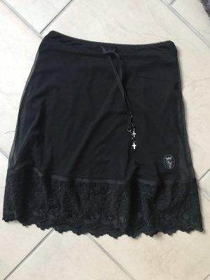Vero Moda Lace Skirt black