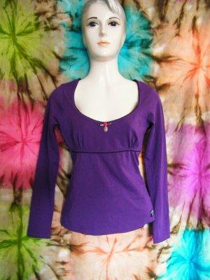 Vive Maria Shirt, lila, Gr. S 34/36