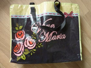 Vive Maria Pouch Bag multicolored synthetic material