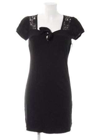 Vive Maria Spitzenkleid schwarz Elegant