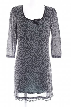 Vive Maria Strickkleid Animalmuster Animal-Look