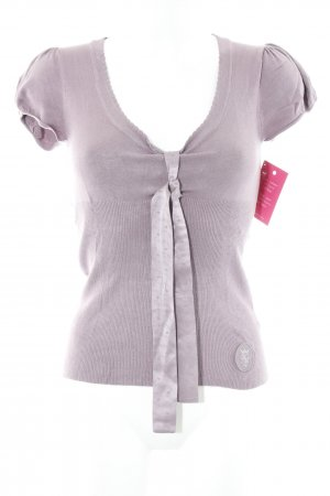 Vive Maria Knitted Jumper mauve casual look