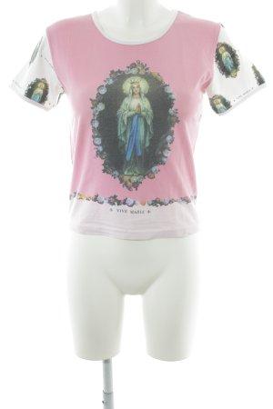 Vive Maria Camiseta estampado temático look casual