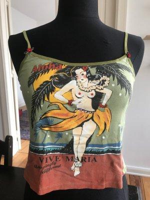 Vive Maria Top und String Set Aloha