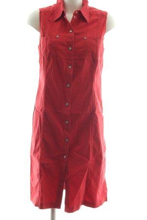 VIVENTY Bernd Berger Shirtwaist dress red casual look