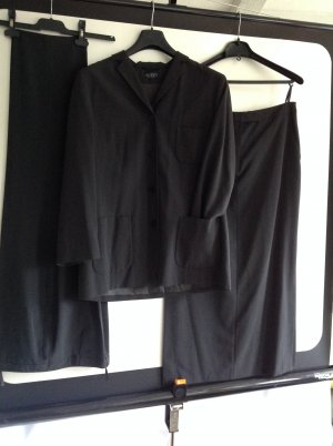 Viventy Tailleur pantalone antracite Tessuto misto