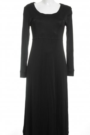 Viventy Maxikleid schwarz Elegant