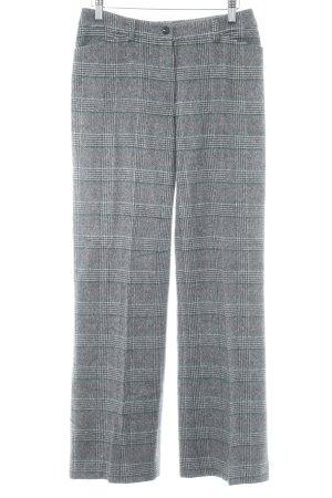 Viventy Pantalone jersey motivo a quadri stile professionale