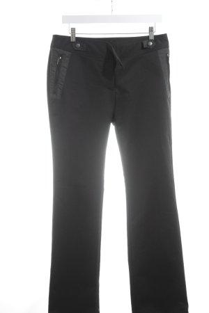Viventy Pantalone elasticizzato nero stile casual