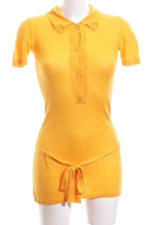 Viventy Strickshirt blassgelb Casual-Look