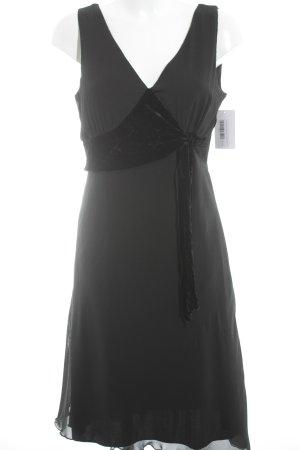 Vivien Caron Abendkleid schwarz Elegant
