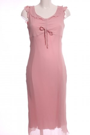 Vivien Caron Maxi-jurk roze casual uitstraling