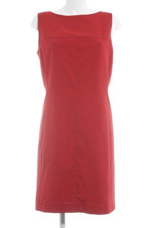 Vivien Caron Pinafore dress red elegant