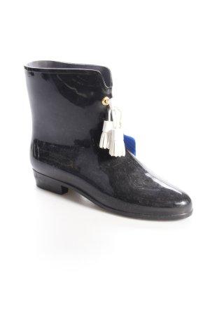 Vivienne Westwood Anglomania + Melissa Boots schwarz