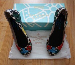 Vivienne Westwood Ballerines multicolore