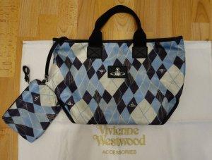 Vivienne Westwood Biarritz Designer Tote Bag Shopper Tasche *neu*