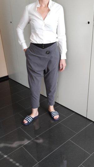 Vivienne Westwood graue Stoffhose