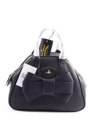 """Vivienne Westwood Handtasche """"Bosto Bag VW Bow Ecopelle Black"""" schwarz"""