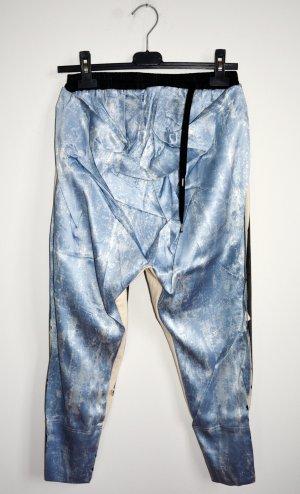 Vivienne Westwood Pantalón estilo Harem multicolor tejido mezclado