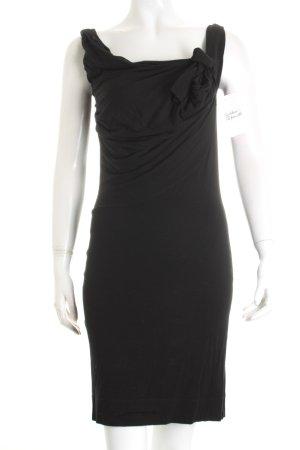 Vivienne Westwood Jerseykleid schwarz Brit-Look