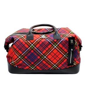 Vivienne Westwood  Karierte Tasche