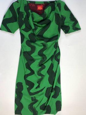 Vivienne Westwood Kleid grün Gr 38