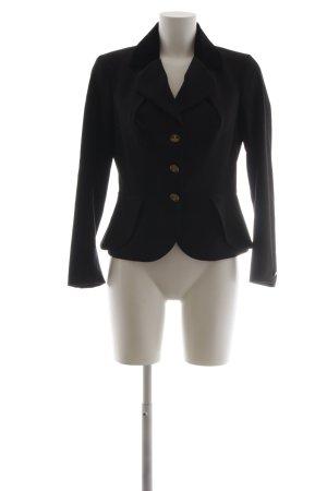 Vivienne Westwood Kurz-Blazer schwarz extravaganter Stil