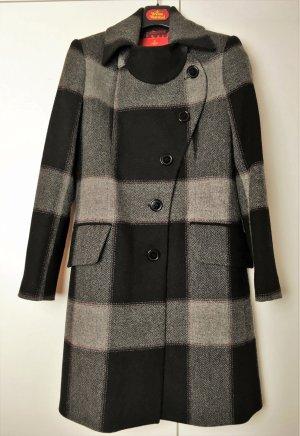 Vivienne Westwood Abrigo de lana multicolor Lana