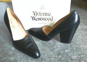 Vivienne Westwood schwarze Pumps, NEU, Größe 39