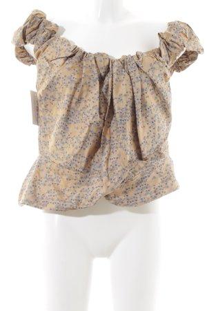 Vivienne Westwood Seidentop mehrfarbig Elegant