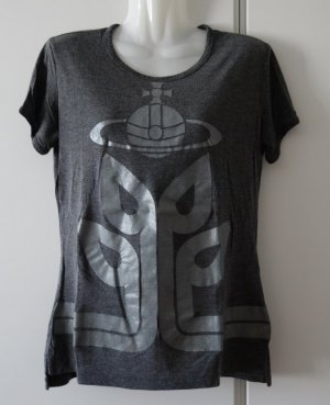 VIVIENNE WESTWOOD Shirt Gr. M Viskose & Kaschmir made in Italy