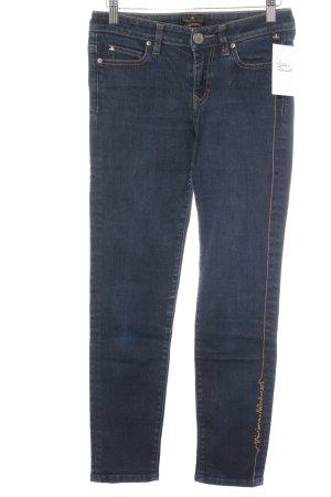 Vivienne Westwood Skinny Jeans dunkelblau Casual-Look
