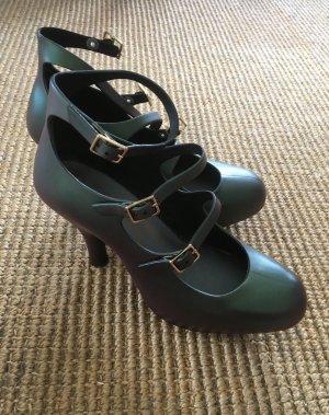 Vivienne Westwood, tannengrüne Pumps